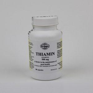 thiamin-90-capsules